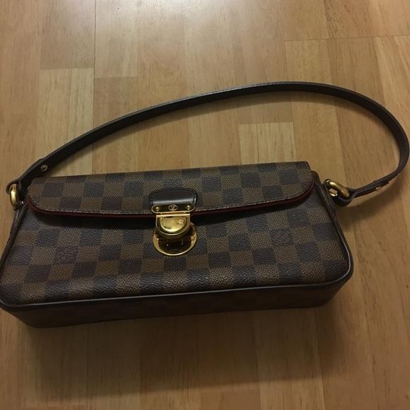 857474eef0bb Louis Vuitton Handbags - Louis Vuitton damier ebene Ravello pm